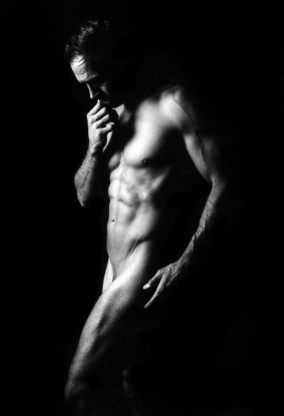 Art fine male nude photography