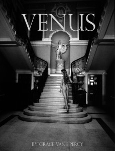 Venus by Grace Vane Percy (cover)